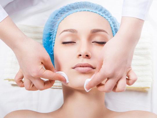 Процедура «Чистая кожа»