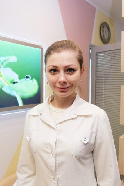 Досова Снежанна Юрьевна