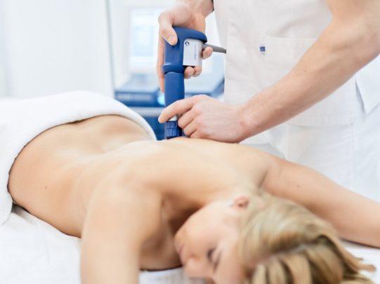 Ударно-волновая терапия в клинике «Афанасий»