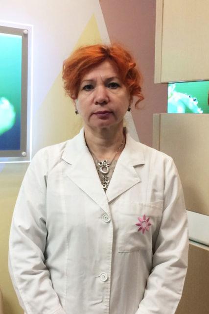 Чурсинова Клавдия Михайловна