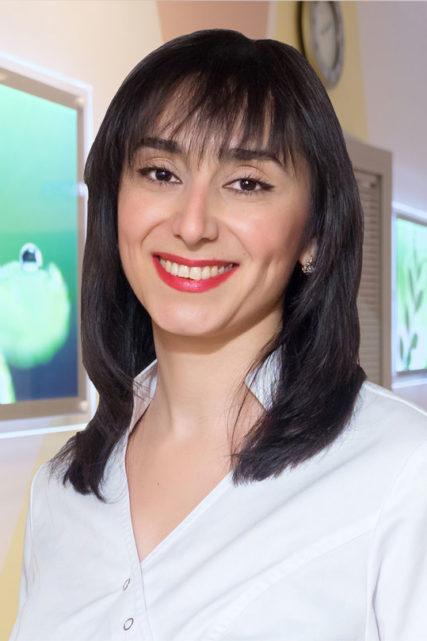 Едигарян Кристина Ивановна
