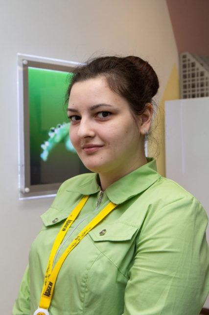 Кабанова Анастасия Дмитриевна